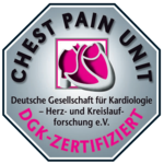 Siegel Zertifizierte Chest Pain Unit